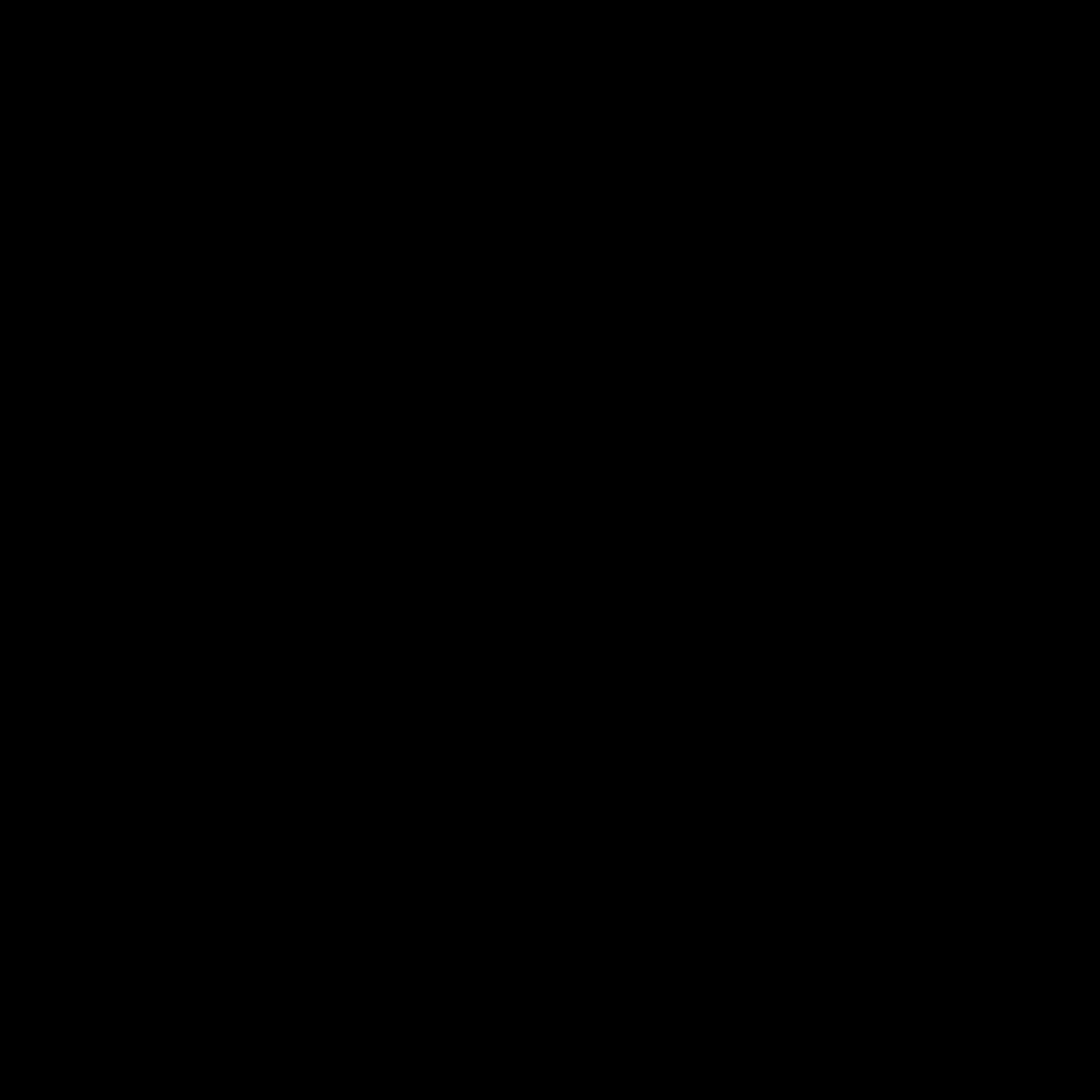 logo instagram bw